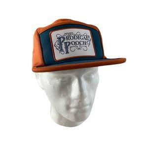 Unbranded The Prodigal Pooch 5 Panel Camper Snapback Hat